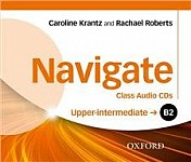 Navigate Upper-Intermediate B2 Class Audio CD (3)