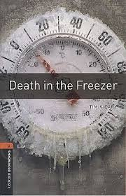 Death in the Freezer Book and mp3