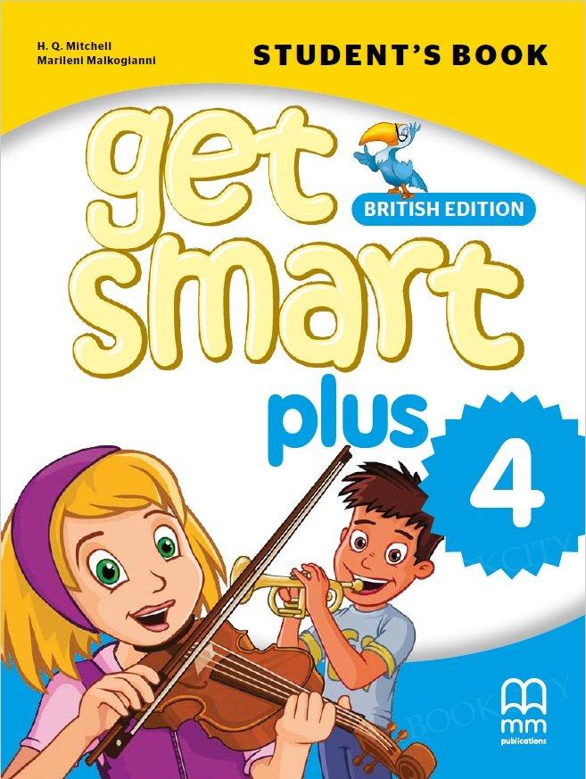 Get Smart Plus 4 podręcznik