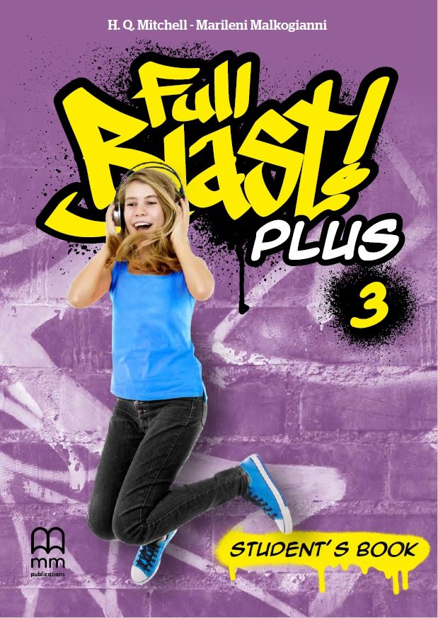 Full Blast Plus 3 podręcznik
