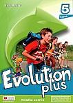 Evolution plus klasa 5 Książka ucznia
