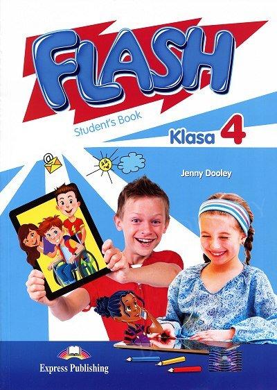 Flash Klasa 4 Student's Book (WIELOLETNI Reforma 2017)