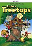 Explore Treetops 2 dla klasy II Podręcznik z nagraniami audio