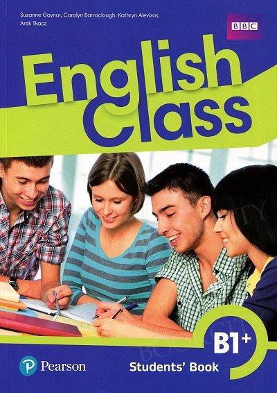 English Class B1+ podręcznik