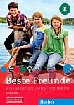 Beste Freunde klasa 8 (Reforma 2017) Podręcznik + Audio CD