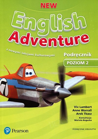 New English Adventure 2 (Reforma 2017) podręcznik