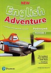 New English Adventure 2 Książka ucznia z kodem do eDesku