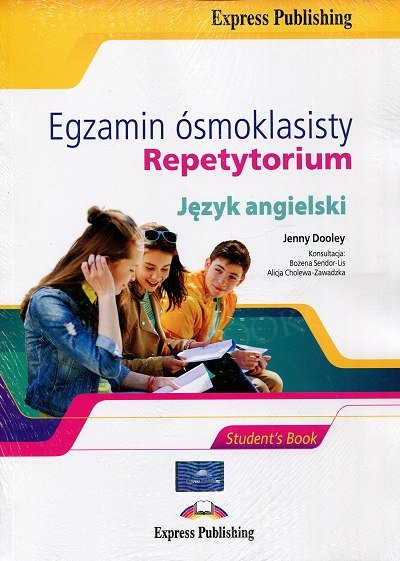 Egzamin ósmoklasisty. Repetytorium Student's Book plus DigiBook
