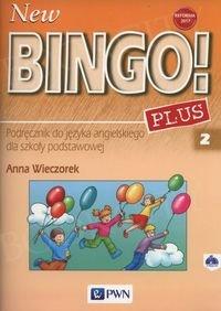 New Bingo! 2 Plus. Reforma 2017 podręcznik