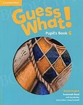 Guess What! 6 podręcznik