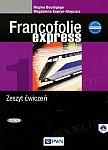 Francofolie express 1 (Reforma 2019) ćwiczenia