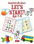 Angielski dla dzieci Let's Start! Age 7-8