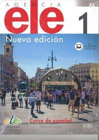 Agencia ELE Nueva edición 1 podręcznik