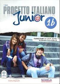 Progetto Italiano Junior 1B klasa 8 podręcznik