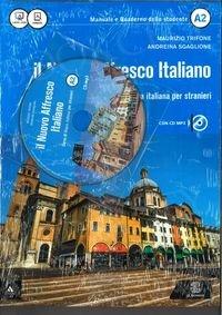 Nuovo Affresco Italiano A2 podręcznik