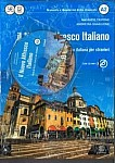 Nuovo Affresco Italiano A2 Podręcznik + CD mp3