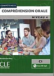 Comprehension orale niveau 4 (C1) Książka + CD