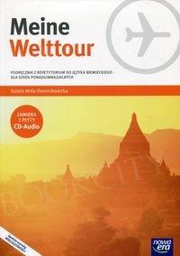 Meine Welttour 4 podręcznik