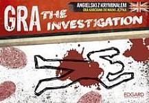 Gra The Investigation Angielski z kryminałem