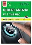 Niderlandzki w 1 miesiąc Szybki kurs językowy+CD
