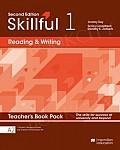 Skillful 1 Reading & Writing Książka nauczyciela + kod online