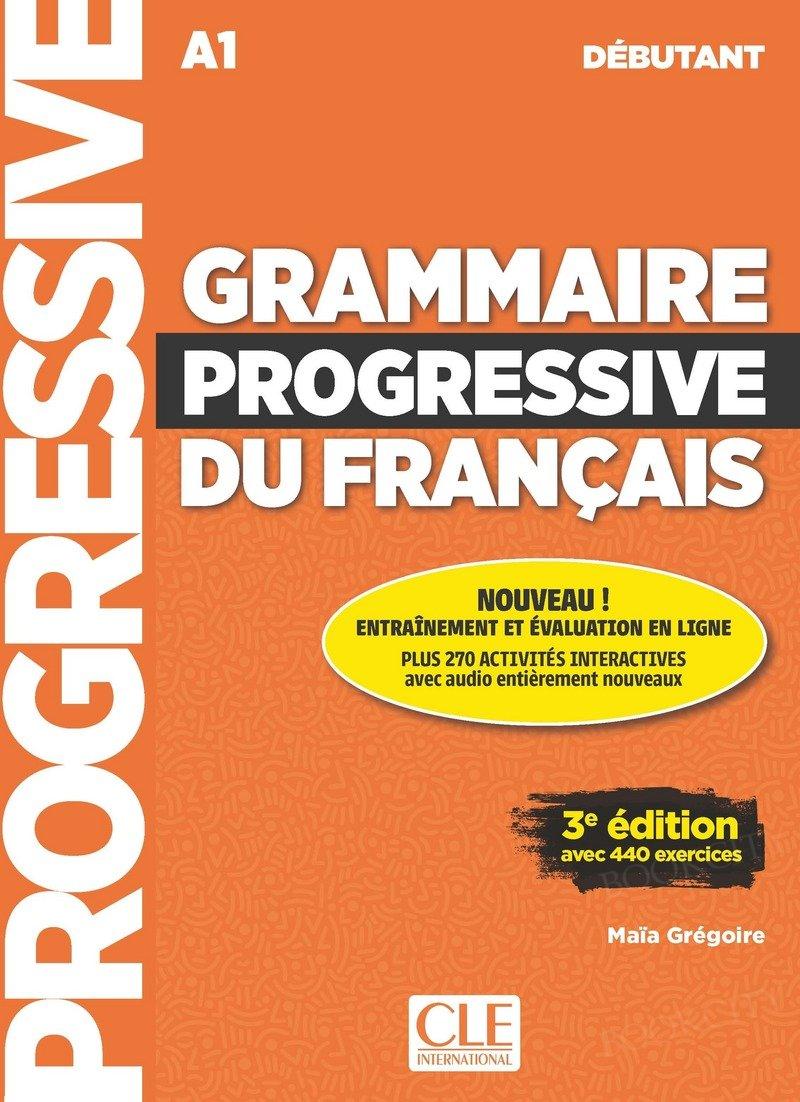 Grammaire Progressive du Français Débutant 3e édition podręcznik