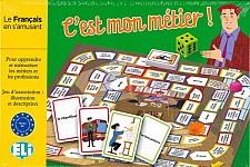 C'est mon métier! Gra językowa z polską instrukcją i suplementem