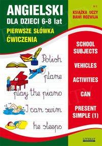 Angielski dla dzieci 6-8 lat Zeszyt 8