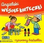 Angielski Wesołe karteczki Czerwony bestseller