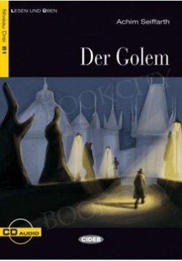 Der Golem Buch+CD