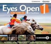 Eyes Open 1 Class Audio CDs (3)