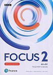 Focus 2 Second Edition Teacher's Book plus płyty audio, DVD-ROM i kod dostępu do Digital Resources