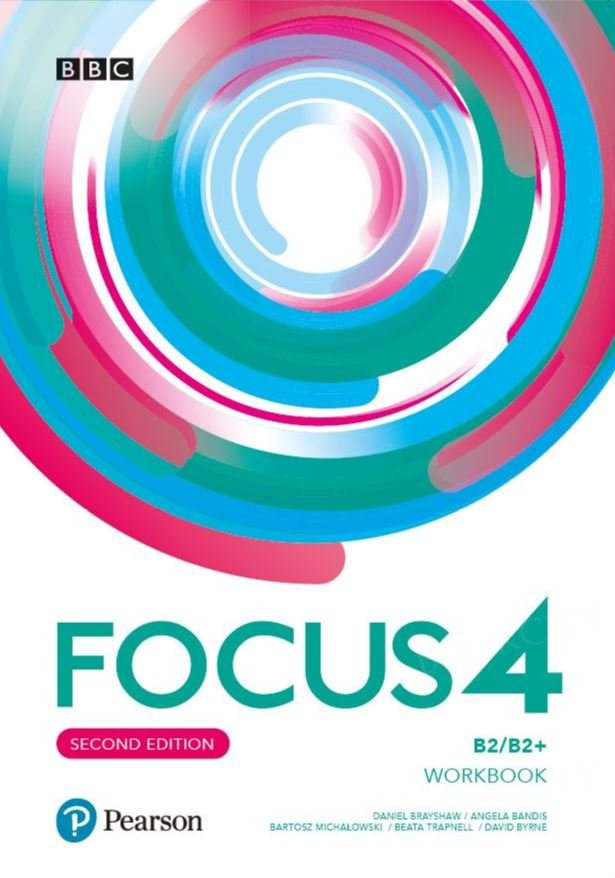 Focus 4 Second Edition ćwiczenia