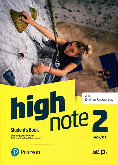 High Note 2 Student's Book + Online Audio