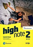 High Note 2 Student's Book + kod (Digital Resources + Interactive eBook + MyEnglishLab)