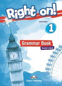 Right on! 1 książka nauczyciela