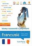 Idiomy i czasowniki z przyimkami Francuski (poziom średni B1-B2, zaawansowany C1) Książka + kod dostępu