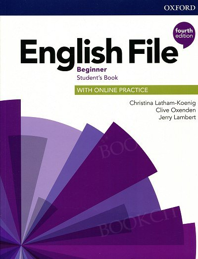 English File Beginner (4th Edition) Student's Book Classroom Presentation Tool