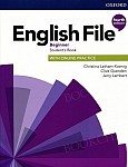 English File Beginner (4th Edition) Student's Book with Online Practice