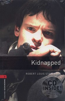 Kidnapped Book + CD