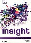 Insight Advanced Student's Book (wydanie międzynarodowe)