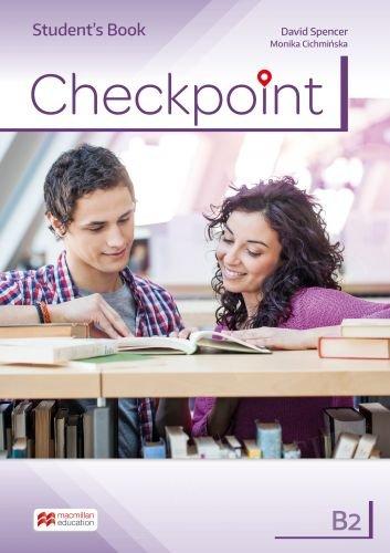 Checkpoint B2 Książka ucznia + książka cyfrowa