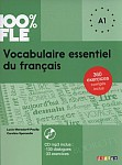 100% FLE Vocabulaire essentiel du français A1 Książka + CD mp3