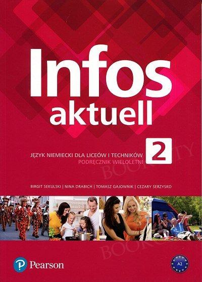 Infos aktuell 2 podręcznik