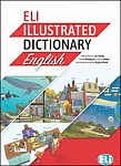ELI Illustrated Dictionary English Książka+audio online
