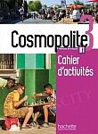 Cosmopolite 3 Zeszyt ćwiczeń + CD
