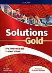 Solutions Gold Pre-Intermediate podręcznik