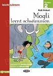 Mogli lernt schwimmen Książka + audio online