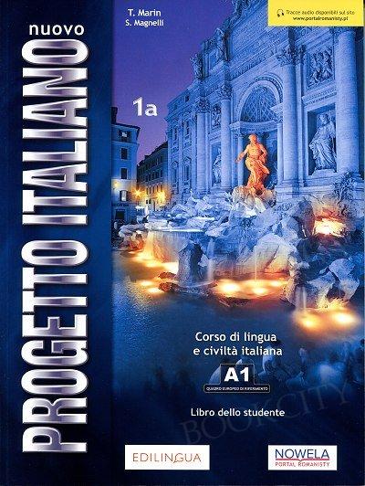 Nuovo Progetto Italiano 1A podręcznik