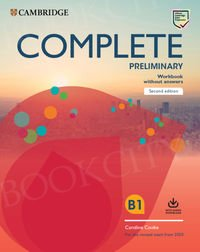 Complete Preliminary (2nd edition) Workbook without Answers with Audio Download
